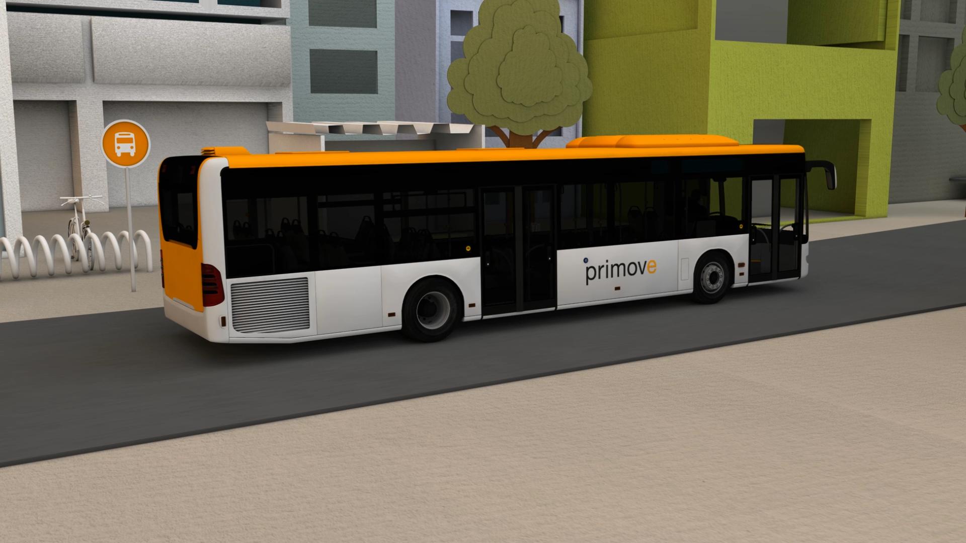 Bombardier – Primove